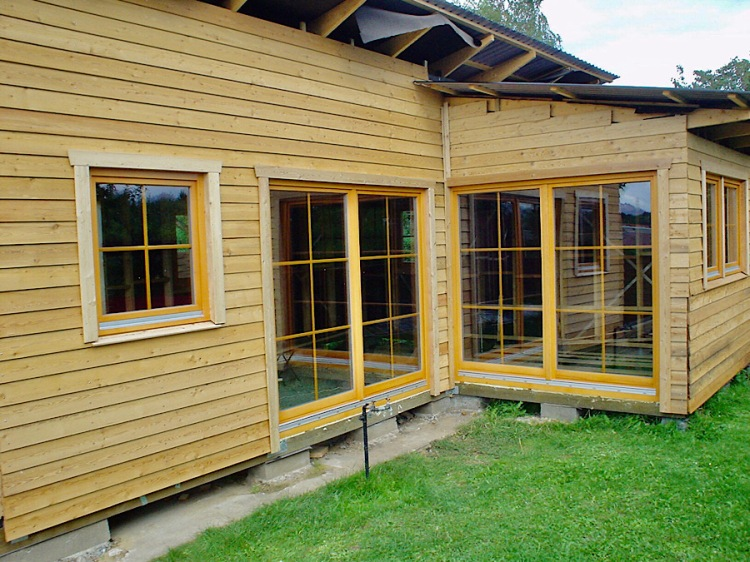 Tag, vinduer og døre - vi er rige på lykke @ Kirsten K Kester | Koloritten.com